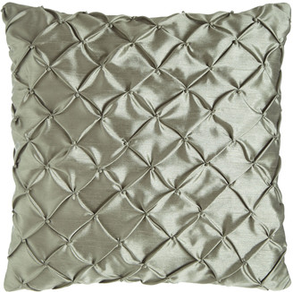 "Austin Horn Collection Cannes Knotted Pillow, 20""Sq."