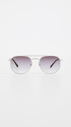 Ray-Ban 0RB360 Square Aviator Sunglasses