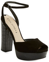 Via Spiga Varsha Platform Sandals