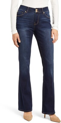 Jag Jeans Gloria High Waist Flare Jeans