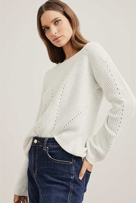 Witchery Directional Knit