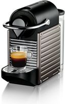 Nespresso by Breville Pixie Coffee Machine in Titanium