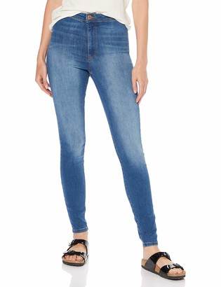 Miss Selfridge Women's Soft Long Skinny Jeans