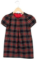 Dolce & Gabbana Girls' Wool Plaid Top