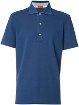 Isaia classic polo shirt - men - Cotton - S
