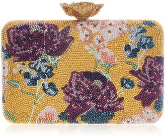 Judith Leiber Seamless Bouquet Clutch Bag