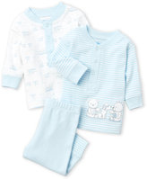 Little Me Newborn/Infant Boys) 3-Piece Top And Pants Set