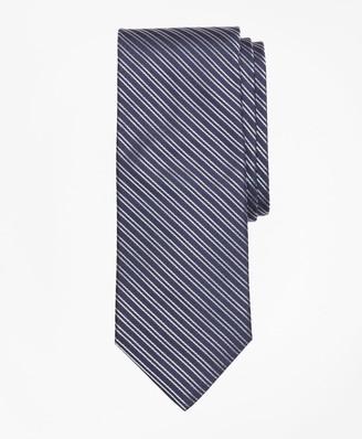 Brooks Brothers Textured Split Stripe Tie