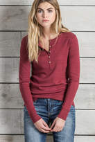 Lilla P Long Sleeve Henley