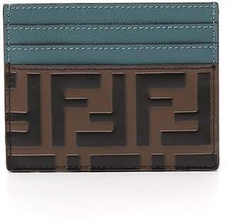 Fendi FF Monogram Cardholder