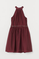 H&M Dress with Rhinestones