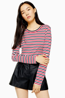 Selected Womens **Long Sleeve T-Shirt By Multi