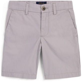 Ralph Lauren Kids Cotton Chino Shorts (3-4 Years)