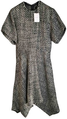 Isabel Marant Grey Wool Dresses