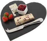 Just Slate Cheese Board - Heart