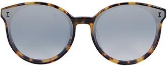 Illesteva Helen Oversized Cat Eye Sunglasses