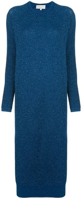 Mason by Michelle Mason Knitted Midi Dress