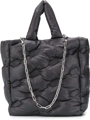 Diesel Padded Shopper Bag