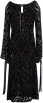 John Richmond 3/4 length dresses