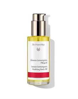 Dr. Hauschka Skin Care Lemon Lemongrass Body Oil 75Ml