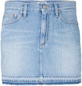 Carhartt Paige denim skirt - women - Cotton/Polyester - 25