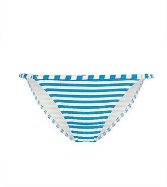Solid & Striped Lulu Striped Bikini Bottoms
