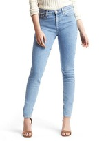 Gap AUTHENTIC 1969 true skinny high rise jeans