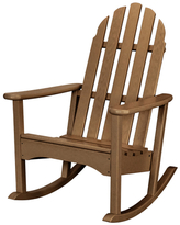 Polywood Classic Adirondack Rocker Chair