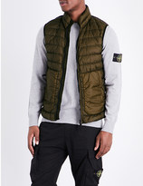 Stone Island Quilted shell gilet