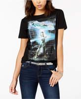 Star Wars Juniors' Rey Lightsaber T-Shirt