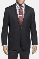 Corneliani Men's Trim Fit Wool Blazer