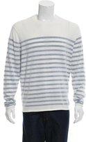 Paul Smith Striped Crew Neck Sweater w/ Tags