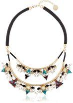 Anton Heunis Art Deco Expression Necklace