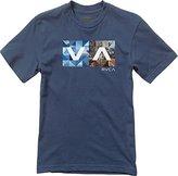 RVCA Men's Building Balance Box T-Shirt