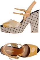 Entourage Sandals - Item 11293595