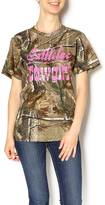 Cattlelac Cowgirl & Co. Camo Cattlelac Tee