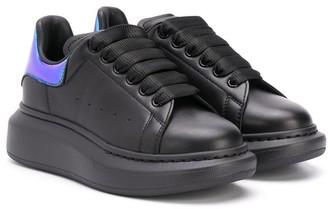 ALEXANDER MCQUEEN KIDS Lace-Up Low-Top Sneakers