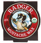 Badger Mustache Wax by .75oz)