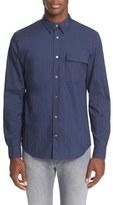 Acne Studios Men's 'Spin' Woven Shirt