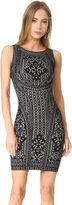 Herve Leger Jazmin Knit Dress