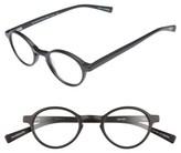 Eyebobs Men's Board Stiff 43Mm Reading Glasses - Matte Black