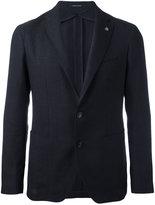 Tagliatore suit jacket - men - Linen/Flax/Cupro/Virgin Wool - 56