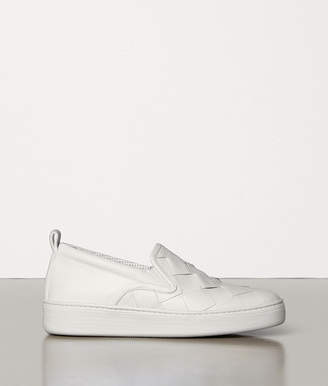 Bottega Veneta SNEAKERS IN MAXI INTRECCIO CALF