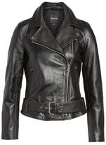 Madewell Women's Ultimate Leather Jacket