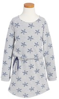 C&C California Girl's Starfish Graphic Dress
