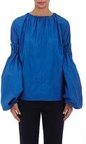 Marni Women's Long-Sleeve Blouse-BLUE