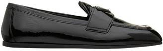 Prada Black Loafer Naplak