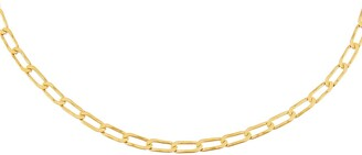 Adina's Jewels Twisted Paper Clip Choker