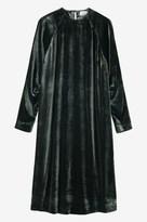 Toast Silk Velvet Dress