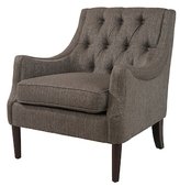 Abbyson Bailey Mid Monterey Accent Chair